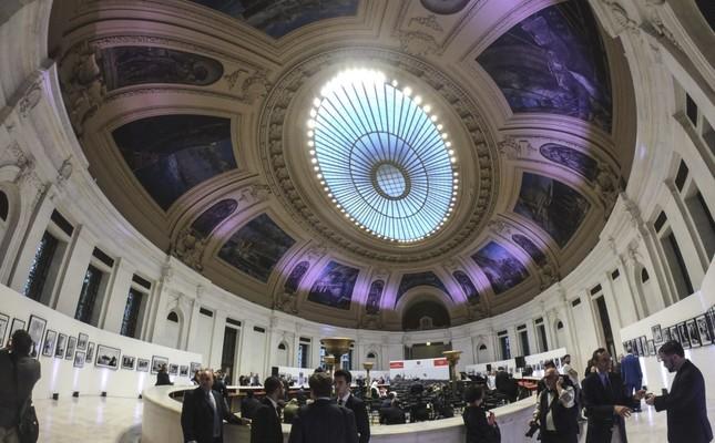 Ara Güler's works are on display at the Alexander Hamilton U.S. Custom House until Oct. 4.