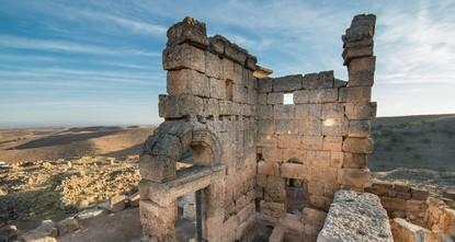 Roman military, religious life comes back to life at Zerzevan Castle