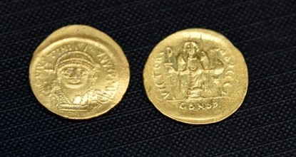 На северо-западе Турции обнаружили 68 золотых монет