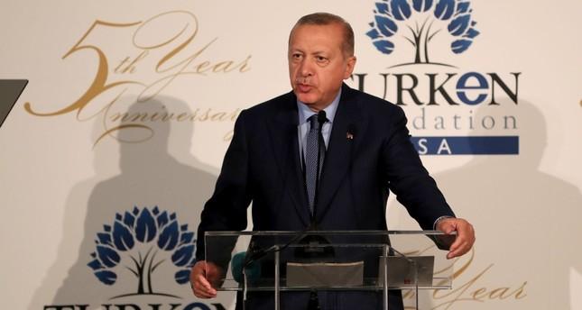 أردوغان: نعتزم اتخاذ خطوة مهمة تجاه مناطق شرقي الفرات السورية