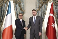 Ankara, Rome agree to enhance bilateral economic, commercial cooperation