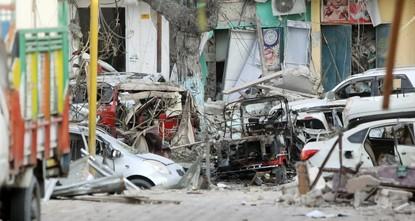 تركيا تدين تفجير الصومال وتعلن عزمها المضي في دعم مقديشو