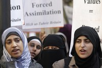 The European Court of Human Rights (ECtHR) upheld Belgium's Muslim face veil ban in a ruling announced Tuesday.  The court ruled that the restriction sought to guarantee social cohesion, the...