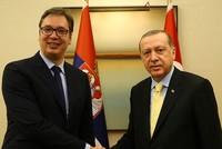 President Erdoğan to visit Serbia on Oct 9
