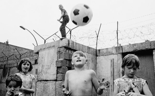 Magnum photo archive explores 50 years of football