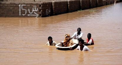 السودان.. الأمطار تتسبب بانهيار 163 منزلا في جنوب دارفور