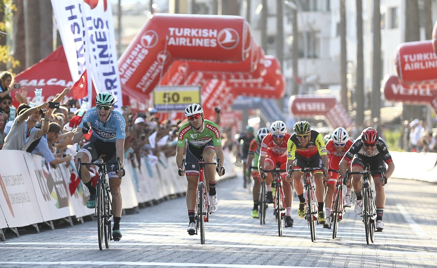 Irish cyclist Sam Bennett is now ready to return to Turkey and its annual feast of world-class sprinting in a bid to reprise the form that saw him dominate the sprints last year.
