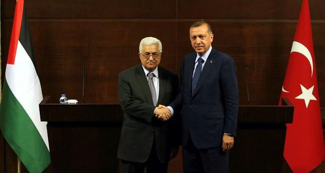 Erdoğan zu Palästinenserpräsident Abbas: Besuchs-Beschränkung von Al-Aqsa inakzeptabel