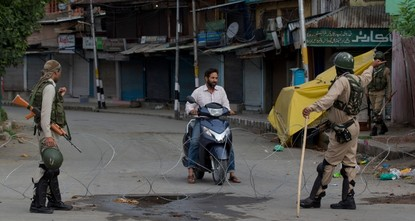 4K detained in Kashmir since India stripped autonomy