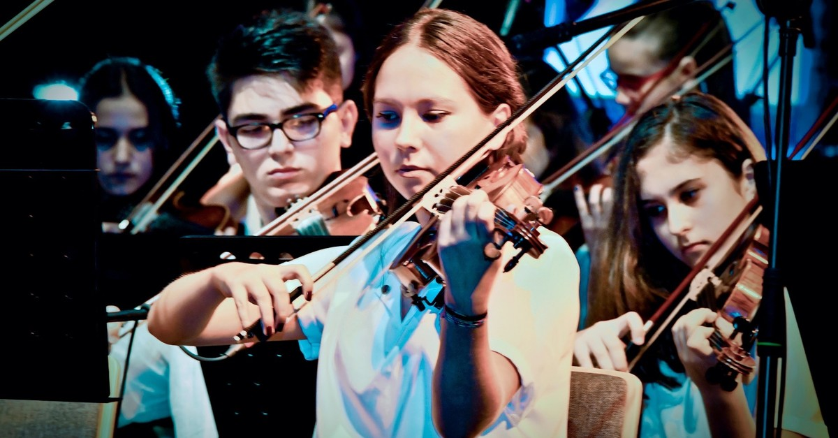 The Beylikdu00fczu00fc Youth Symphony Orchestra will perform their concert on July 19.