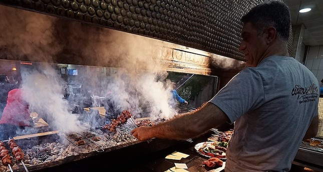Increasing demand for liver kebab, which was sold by some people on portable benches in the past, led to the opening of many liver restaurants in Southern Anatolia.