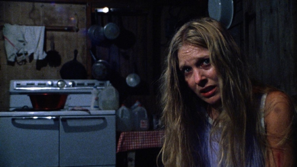 Still from ,Texas Chainsaw Massacre.,