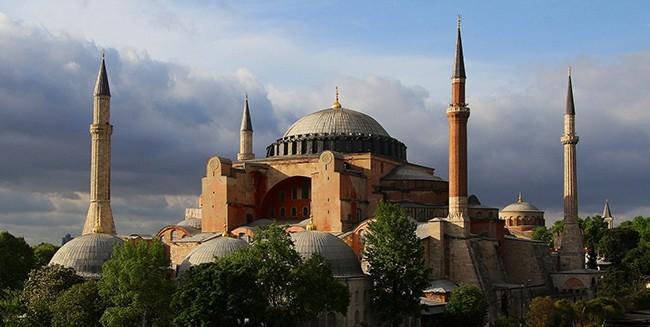 Hagia Sophia (File Photo)