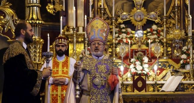 Armenians settle patriarch election dispute: Report