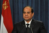 Egyptian President Abdel-Fattah el-Sissi said Friday he would stand in a presidential election due to take place in March.