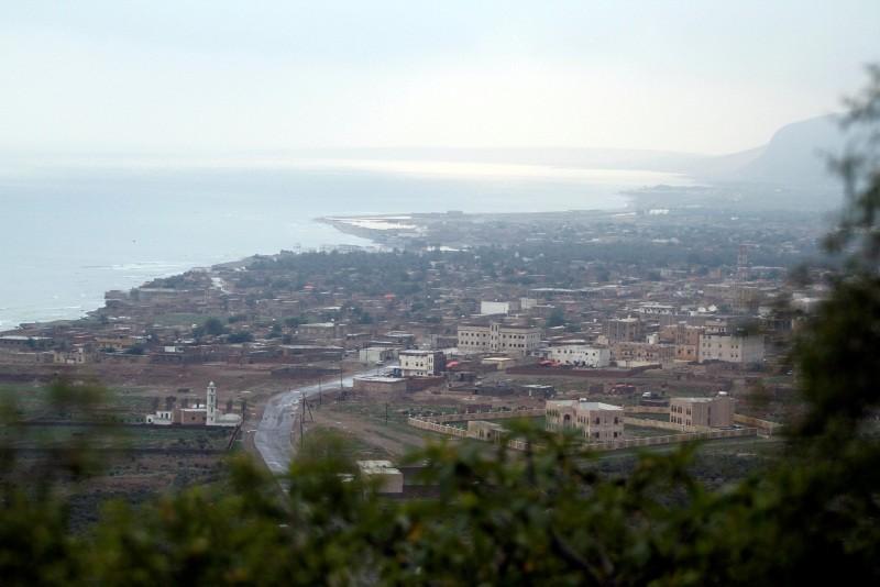 A view shows Hadibu city on the capital island of Socotra, Yemen, November 21, 2013. (Reuters Photo)