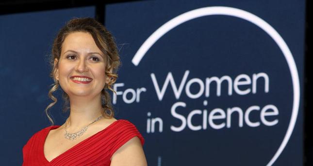 يونيسكو تمنح عالمة تركية جائزة المواهب الناشئة