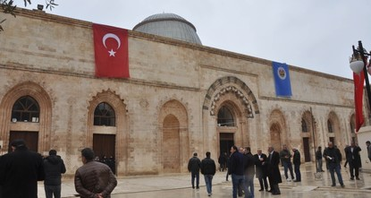 800-year-old Mardin Grand Mosque opens for prayers after restoration in southeast Turkey