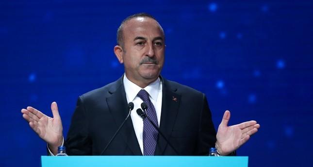 وزير الخارجية التركي يصل العراق غدا الخميس في زيارة تستمر يومين