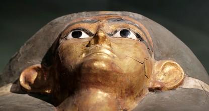 Archäologen entdecken gut erhaltene Mumie