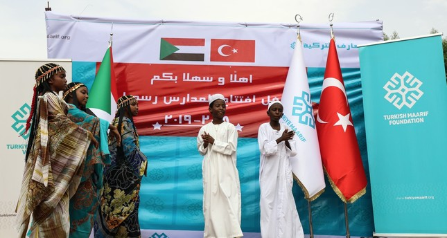 The people of Sudan matter for Turkey, not governments