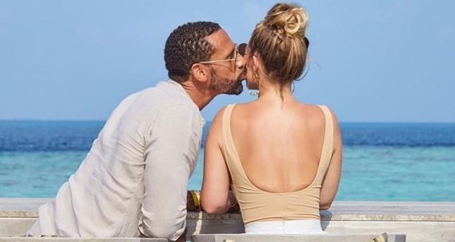 Известный футболист Рио Фердинанд и актриса Кэти Райт поженились в Мармарисе