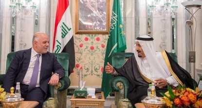 pSaudi Arabia and Iraq agreed to resolve differences and work together to boost trade on Sunday, after their leaders met for the first time since last June, the official Saudi Press Agency (SPA)...