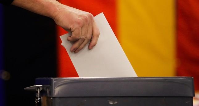 Germany votes as Merkel seeks fourth term