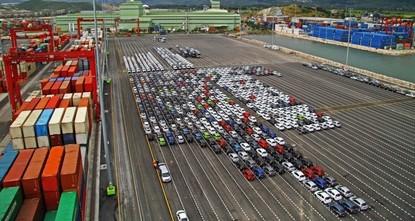 Turkey's automotive exports set new monthly high