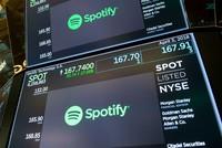 Spotify shares dive 9 percent after weak third quarter profits