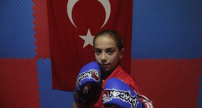 Turkish youngster wins Muay Thai world title with nine months training