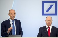Troubled German banking giant Deutsche Bank asked for patience on Thursday after reporting its second annual net loss in a row, saying it was laying the foundations for durable success in the...