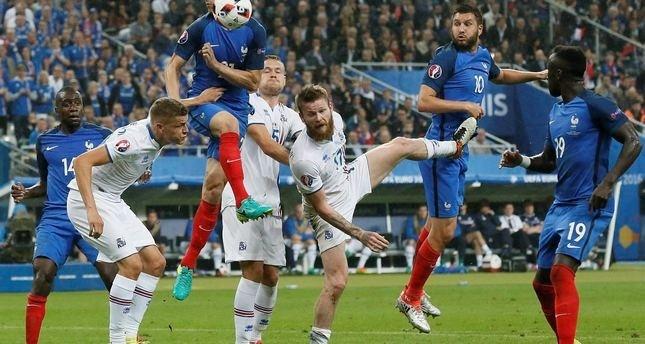 كأس أوروبا.. فرنسا توجه إنذاراً شديد اللهجة لألمانيا باكتساحها آيسلندا