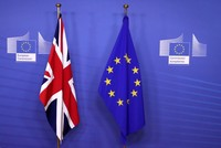 EU's Tusk says Brexit declaration agreed with UK