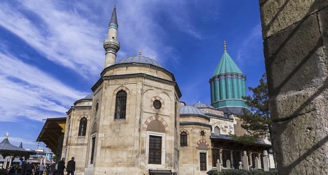 متحف مولانا .. الأكثر استقطاباً للسياح في تركيا