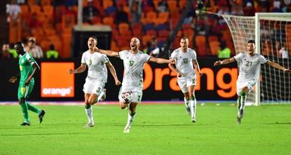 الجزائر تجدد فوزها على السنغال وتحرز لقبها الثاني في أمم إفريقيا
