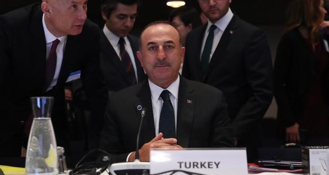 تشاوش أوغلو: تركيا تجري أعمال التنقيب في المتوسط ضمن جرفها القاري