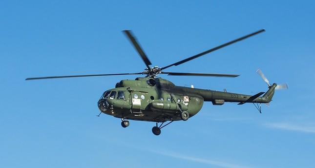 المروحية السوفيتية مي-8 (عن الإنترنت)