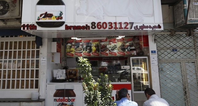 Iran's language watchdog battles 'Nutella Bars'