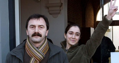 pGerman prosecutors said Friday they have charged Musa Aşoğlu, one of the co-leaders of the Revolutionary People's Liberation Party-Front (DHKP-C) and its Europe main executive, for his leadership...