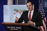 McGurk 'never blamed' Turkey for al-Qaida presence in Syria: US official