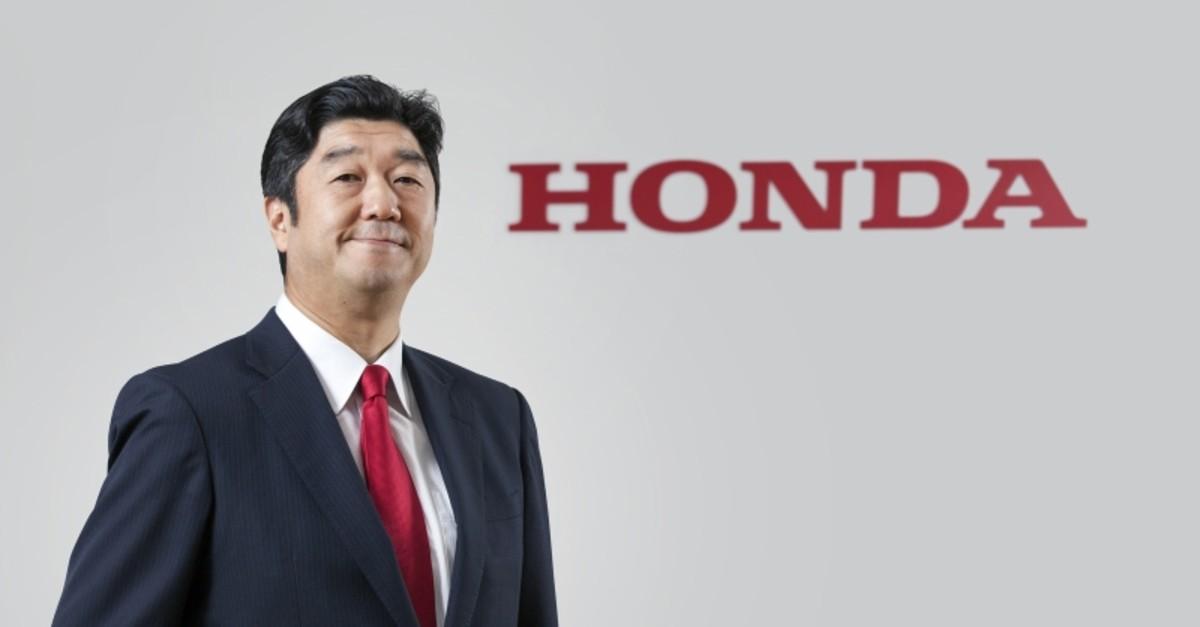 Honda Turkey Chairman Takuya Tsumura. (AA Photo)
