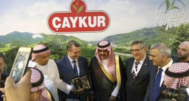شركة تشايكور التركية تعتزم فتح بيت الشاي في السعودية