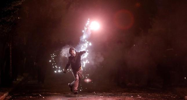 Athen: Erneute Chaosnacht im Autonomenviertel Exarchia