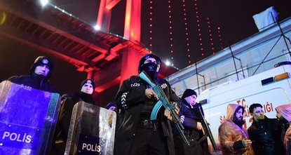 pFive suspects accused of involvement in the terror attack on Reina nightclub in Istanbul on New Year's Eve were arrested by an Istanbul court on Wednesday./p  pThe suspects named Ali Jameel...