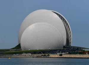 Сооружения с необычной архитектурой со всего мира