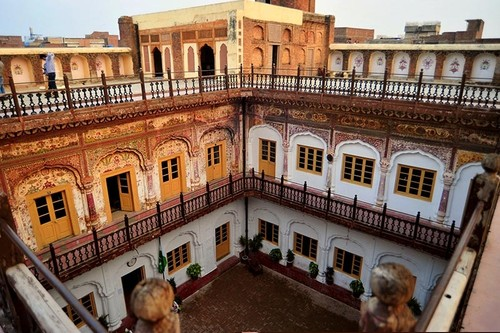 Haveli of Nau Nihal Singh in Lahore, Pakistan