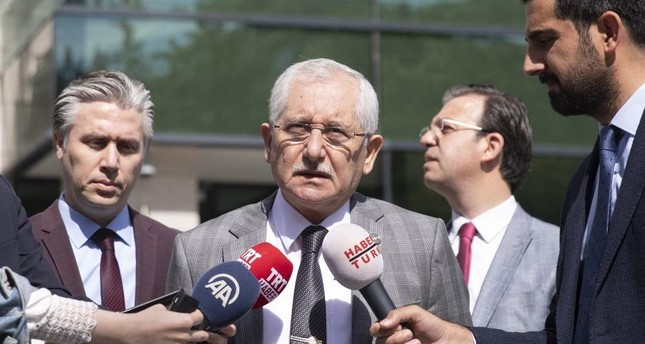 New list of parties eligible to participate in Turkish elections announced