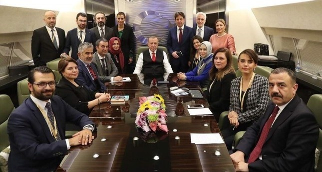 أردوغان: عملية نبع السلام ستتواصل حتى طرد آخر إرهابي
