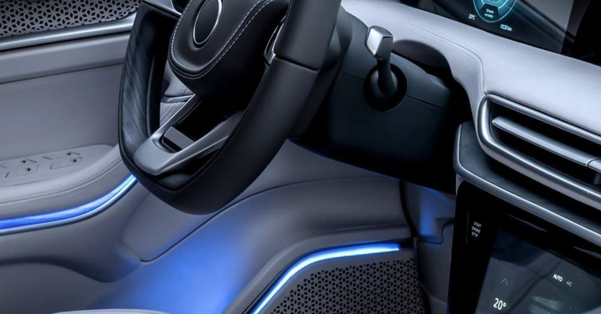 The SUV model of Turkey's first domestically produced fully electric car will be introduced in Informatics Valley located in northwestern Turkey's Kocaeli province.
